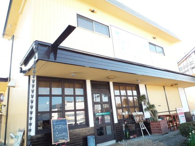 「伊勢カフェ」のランチ食べて来ました〜(^^)