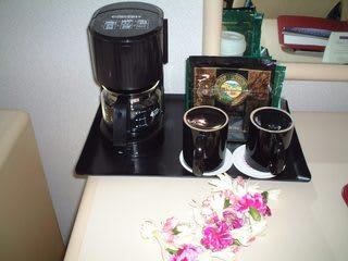 ハワイ1日目ホテル室内