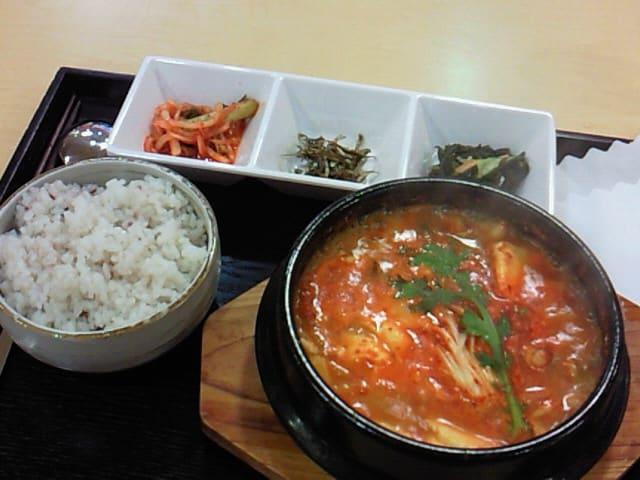 韓国家庭料理アラリヨ