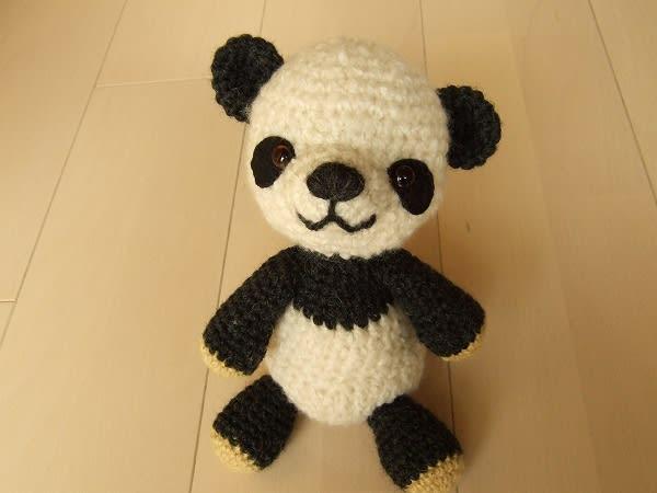 Panda En Amigurumi : DIY - Amigurimis: animales I on Pinterest Amigurumi ...