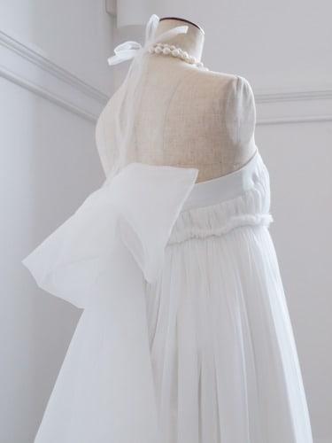 ウェディングドレス : ウェディングドレス レトロ : ... ウェディングドレスの選び方と