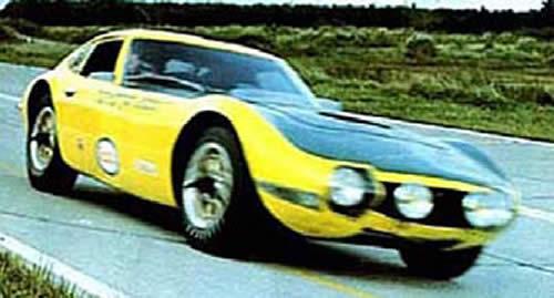 1 43【hpi・レーシング】トヨタ 2000gt 1966 スピード・トライアル 8327 ミニカーコレクション