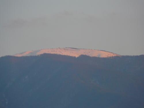 鉢伏山 2009/12/27