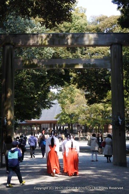 パワースポット熱田神宮で心の小径を歩き心願成就