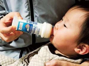 液体 ミルク 災害