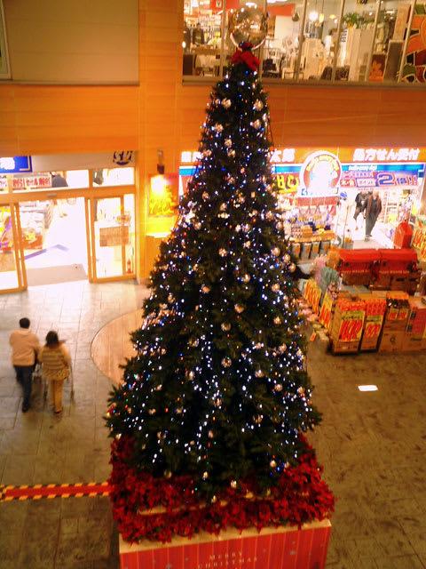 ヴィヴィットスクエア、クリスマスツリー