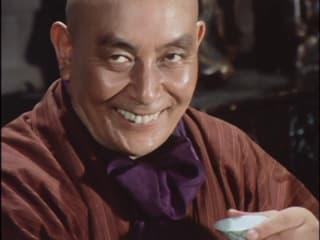 山本麟一さん、あんたのスケベ面最高だよ!(誉めてるつもり) 六話のゲスト俳優も助平の時くらい仏頂