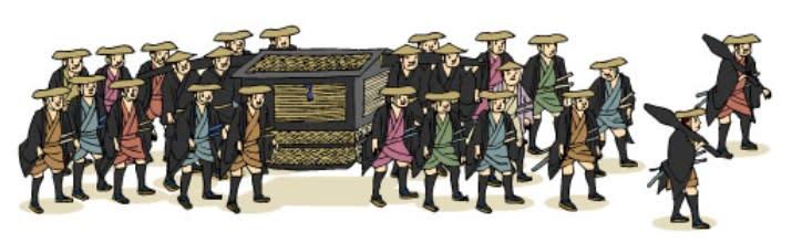 参勤交代とは 各藩の藩主を定期的に 江戸に出仕させる 江戸幕府の法...  音楽人生万歳 ただ今