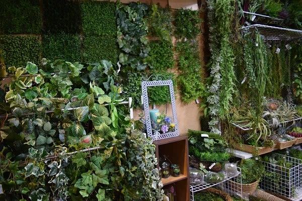 フェイクグリーン人工観葉植物専門店 スパイスグリーン 店舗 ショールーム