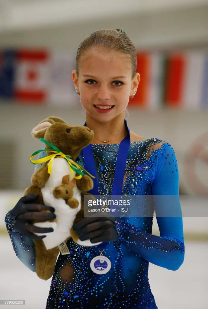 JGP Belarus 2017