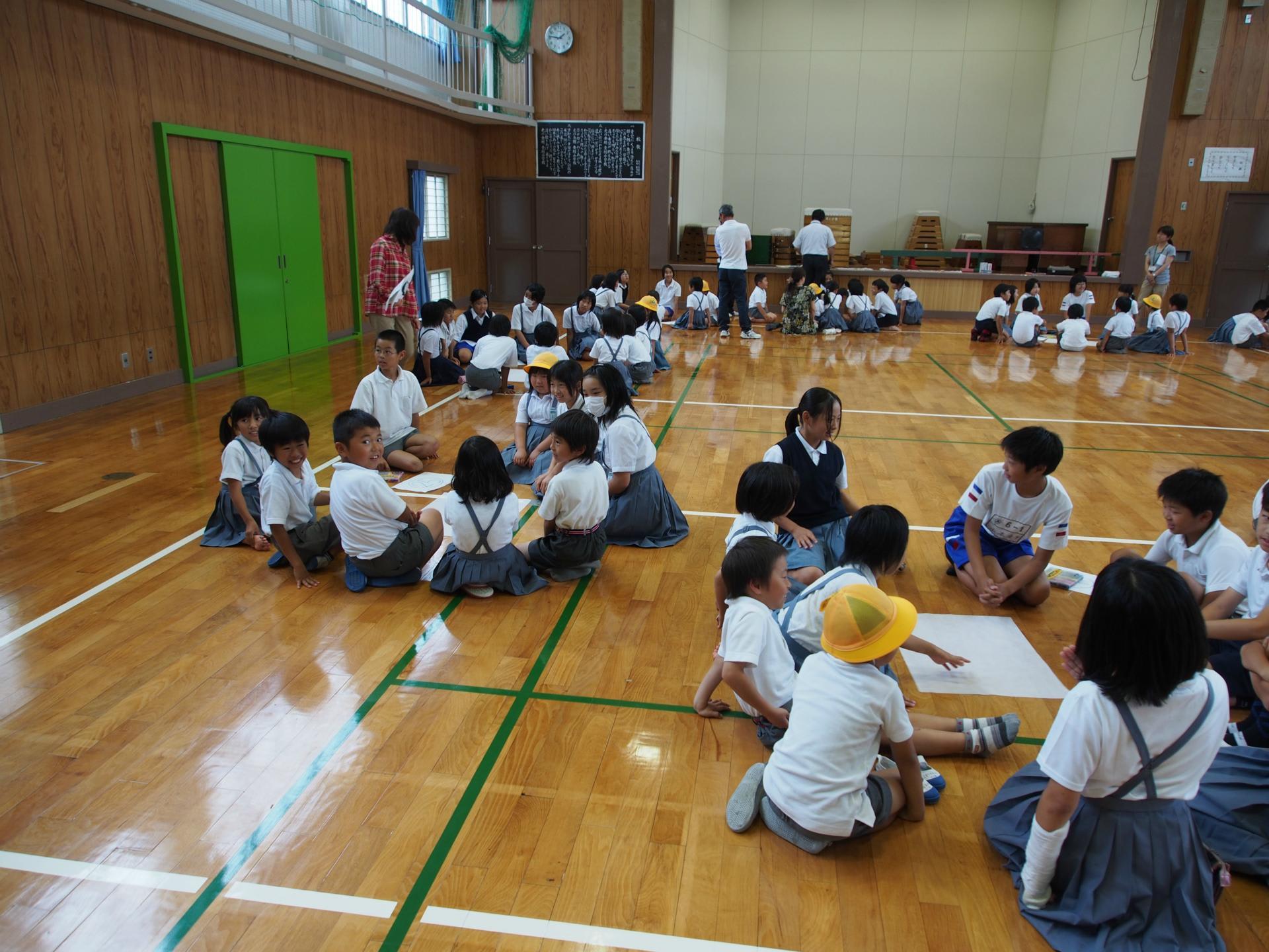 小学校 活動