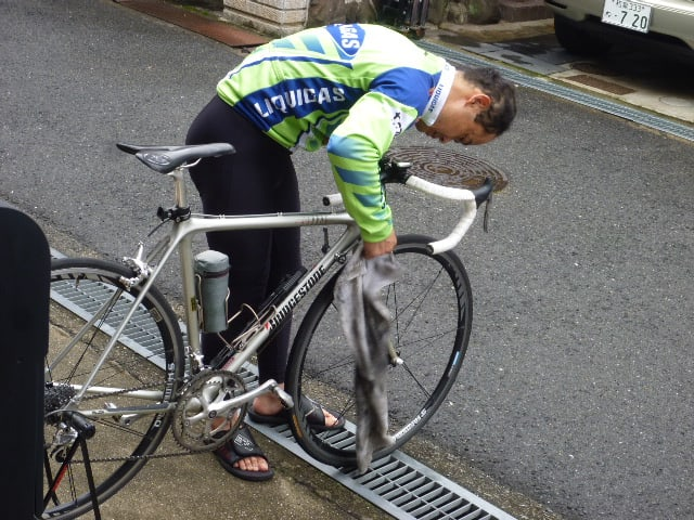 自転車の 自転車 ブレーキ 音 雨 : 雨に祟られた?休日日曜日 ...