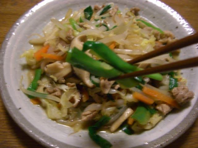 野菜炒めの画像 p1_24