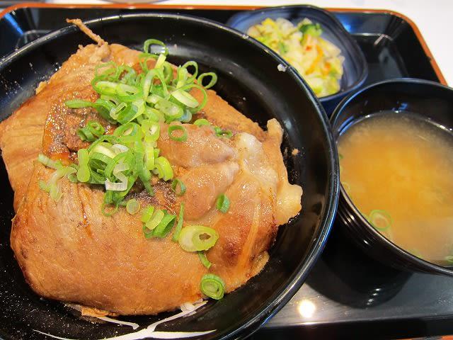 ロース豚丼十勝仕立て(並)Bセット