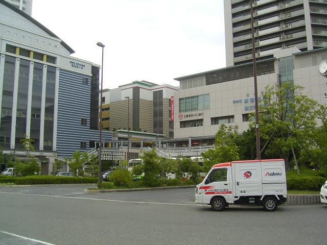 南海北野田駅