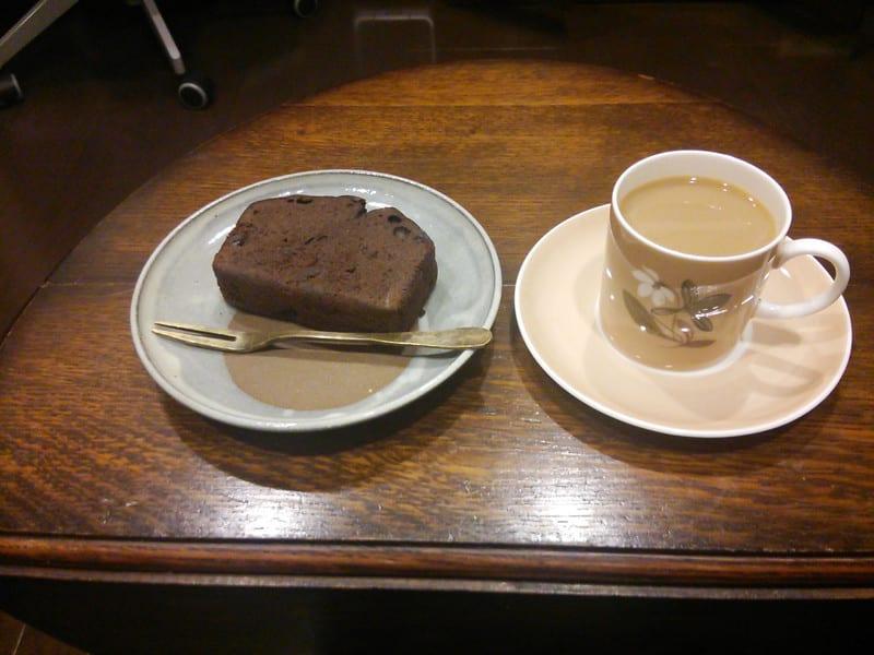 ひとりカフェ時間