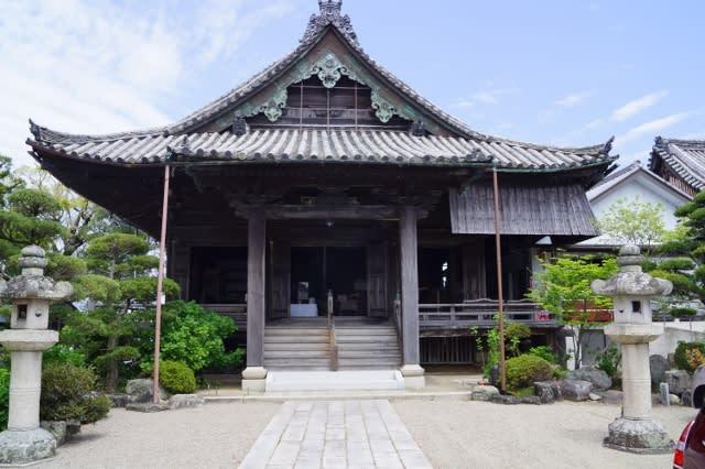松阪「朝田寺」(ちょうでんじ)に行ってきました〜(^^)