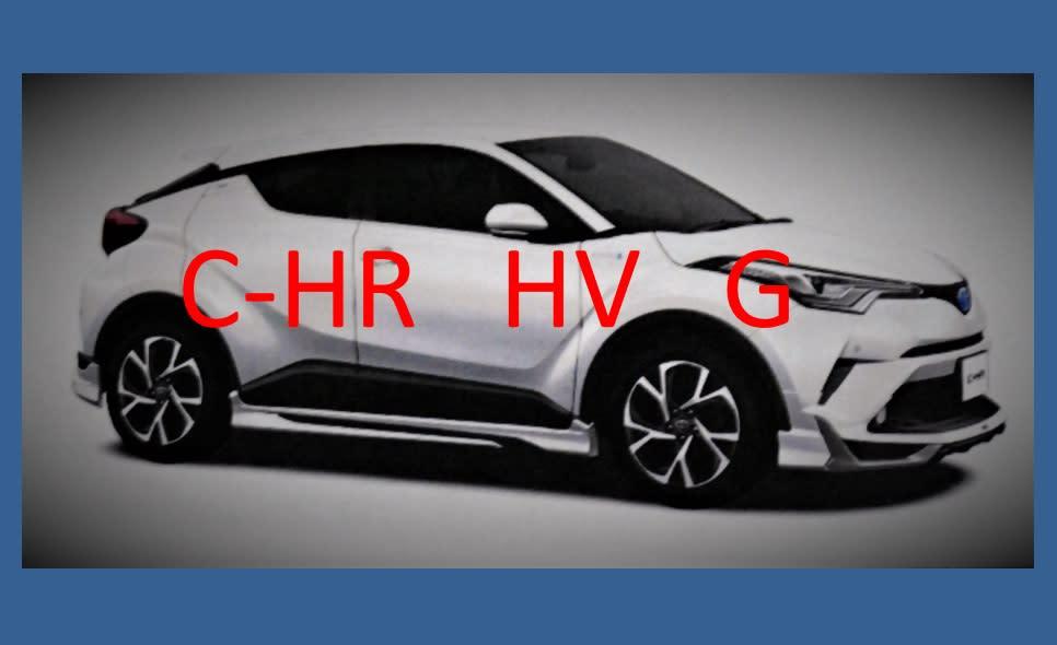 C-HR HV G