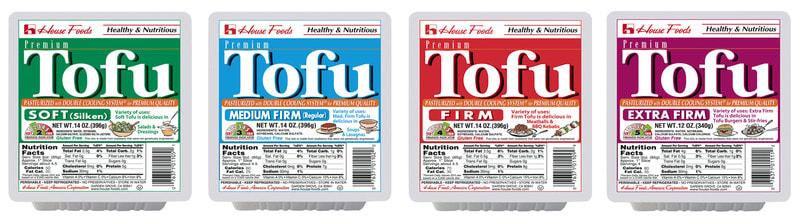 4_kinds_of_firmness_of_tofu