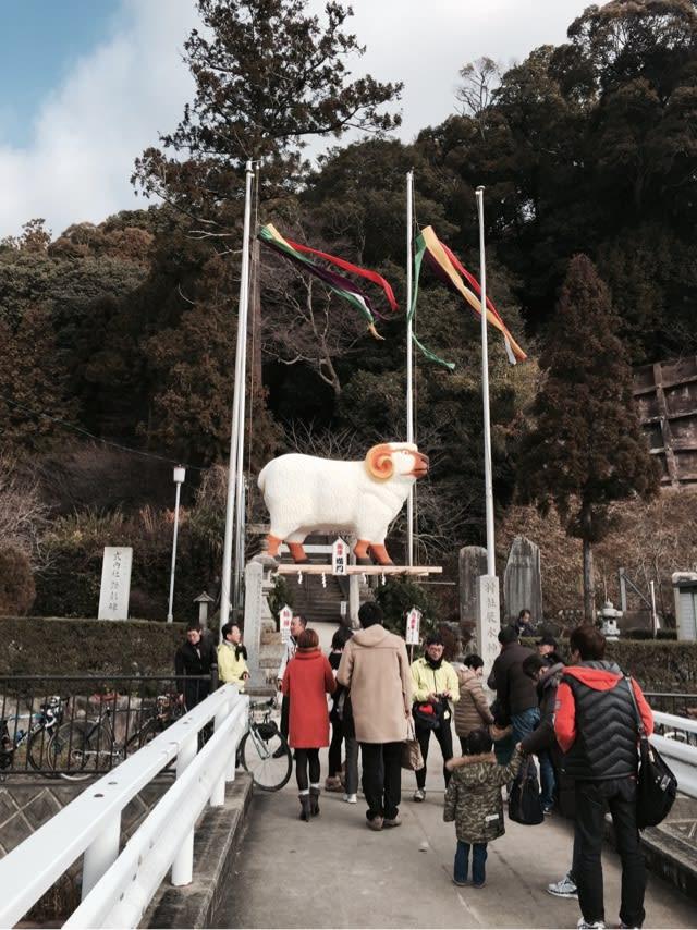 デローザで辰水神社~亀八食堂 - ...