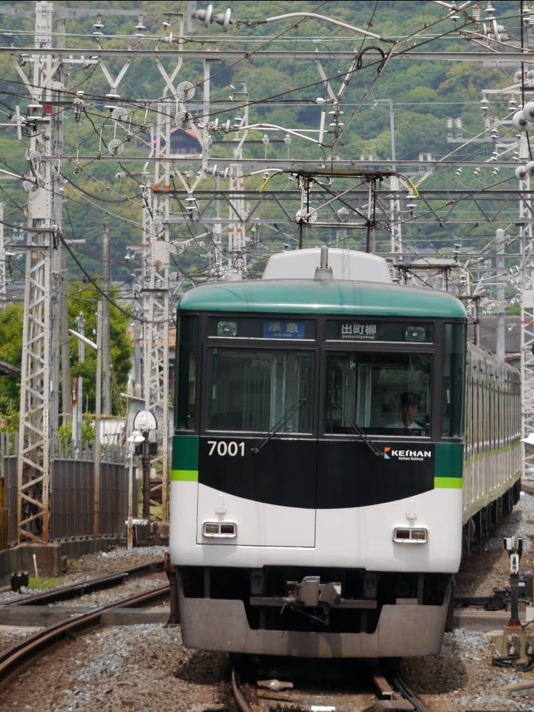 京阪7000系第1編成(7001F)