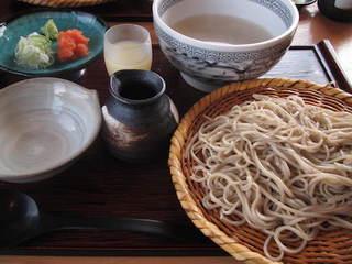 そば処 よこ亭 飯綱町 - 蕎麦喰らいの日記