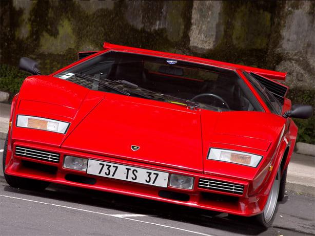 カウンタックlp400s Lamborghini Countach
