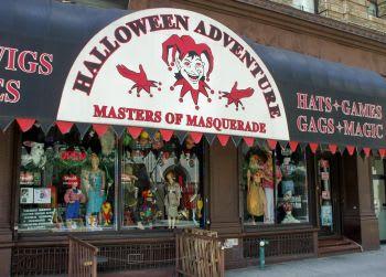 HALLOWEEN ADVENTURE ~NYC最大のコスチューム専門店~ - 375's ...