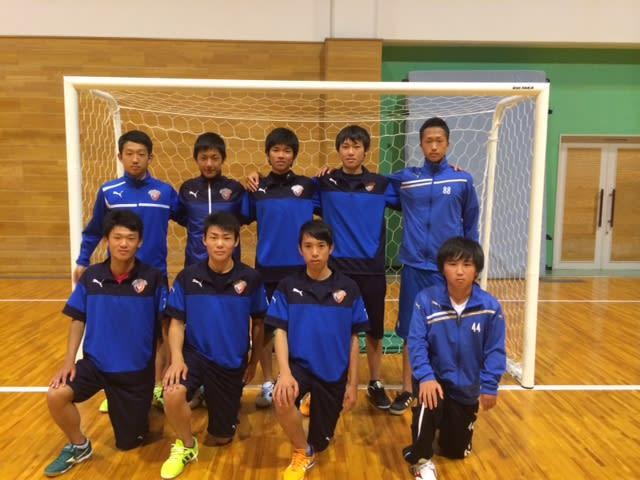 U18フットサル - FUTSAL島根