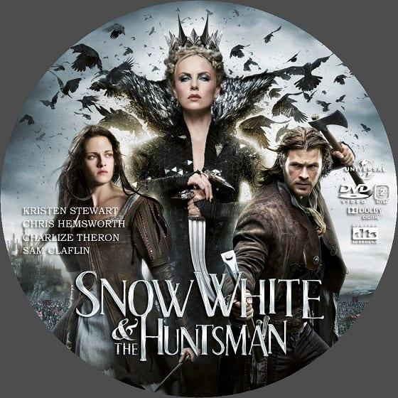 DVDラベル・・・『スノーホワイト』・・・ - Sam'sダイアリー