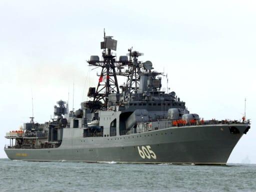 キーロフ級ミサイル巡洋艦の画像 p1_12