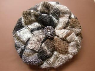 白樺編みの帽子の作り方|編み物|編み物・手芸・ソーイング|ハンドメイド、手作り作品の作り方ならアトリエ
