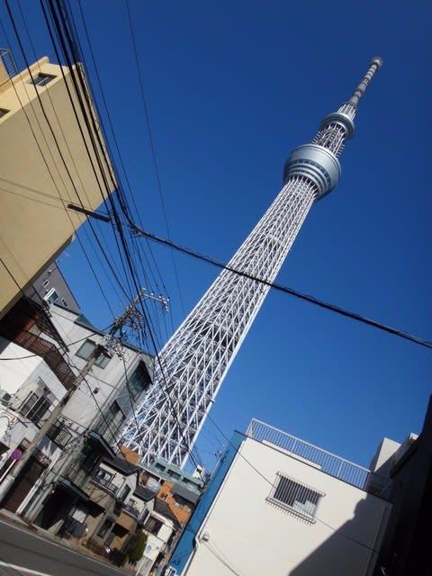 東京へおでかけ