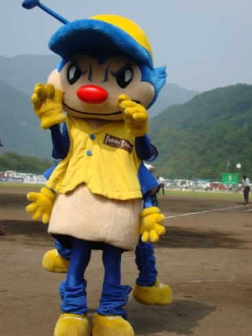 徳島インディゴソックスのマスコットキャラクター - 大津日記 since 2004