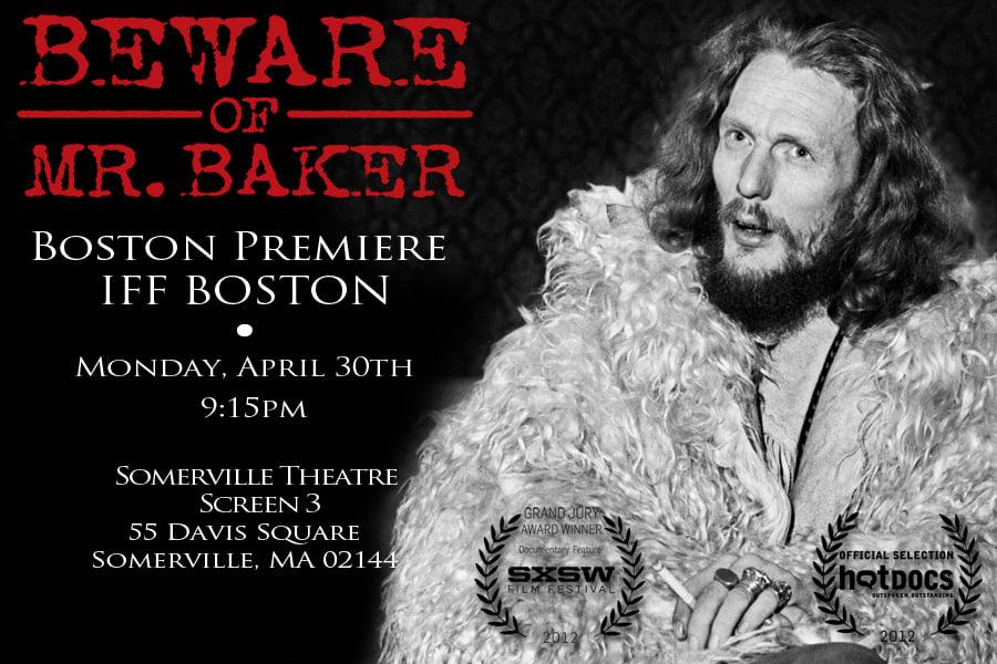 beware of mister baker