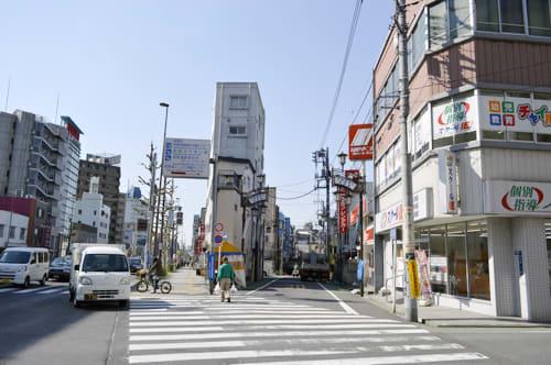 東京 DOWNTOWN STREET 1980's