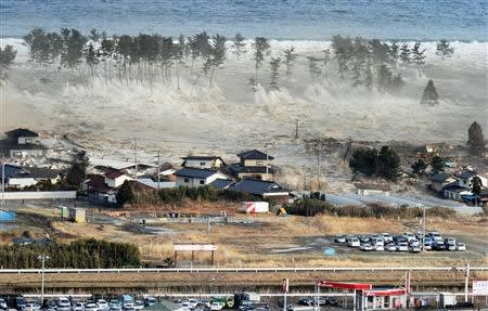 大阪府が津波浸水予想図 最大6メートル、13市町で被害想定 横浜市、津波規模見直し 横浜駅も「浸