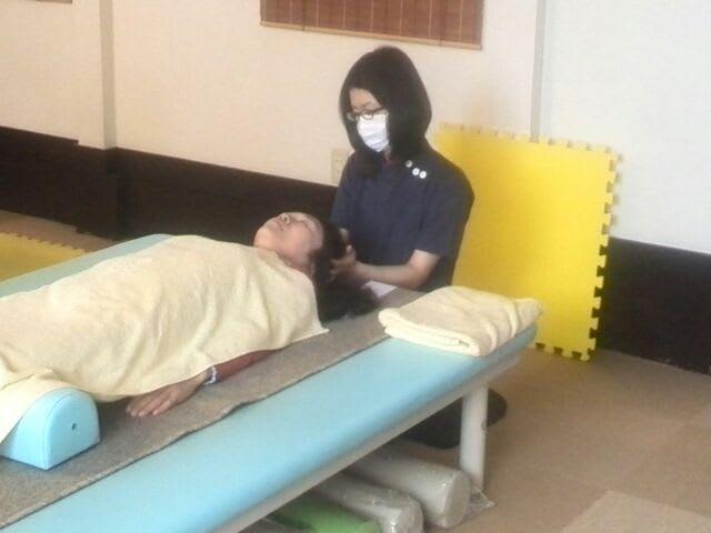 頭痛の整体(大崎市女性整体)