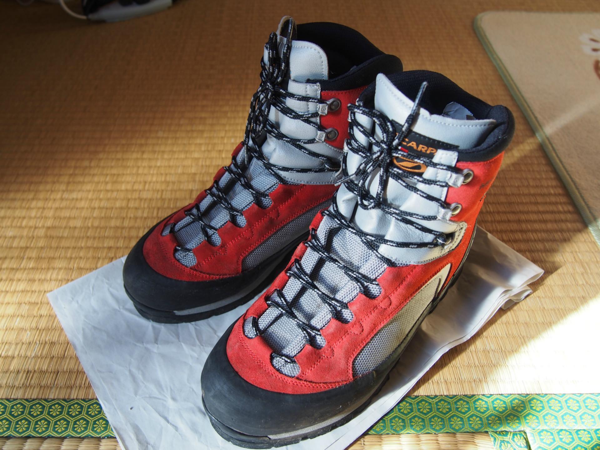 scarpa mirage