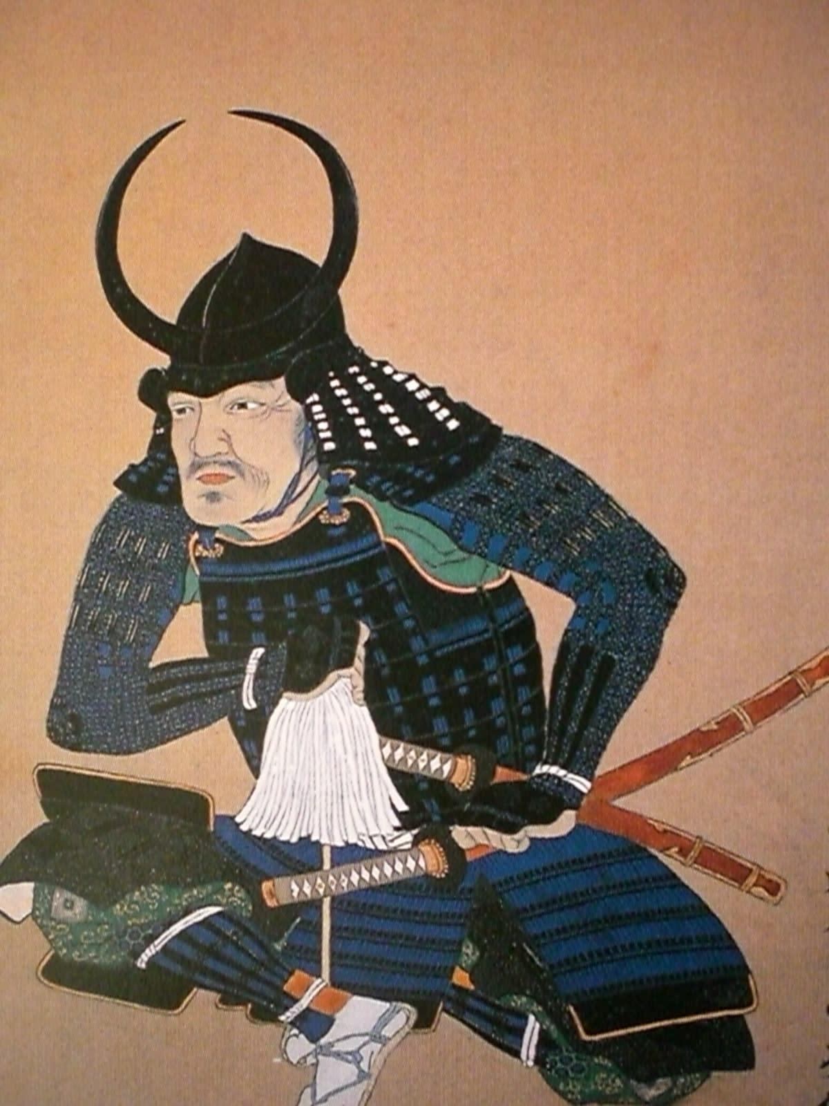黒田八虎・母里太兵衛友信(1556...