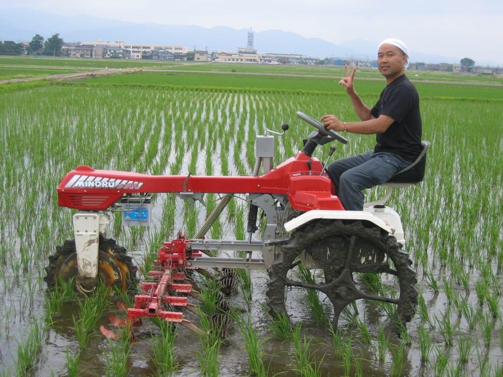 私の目指す米作りとは。」のブロ...