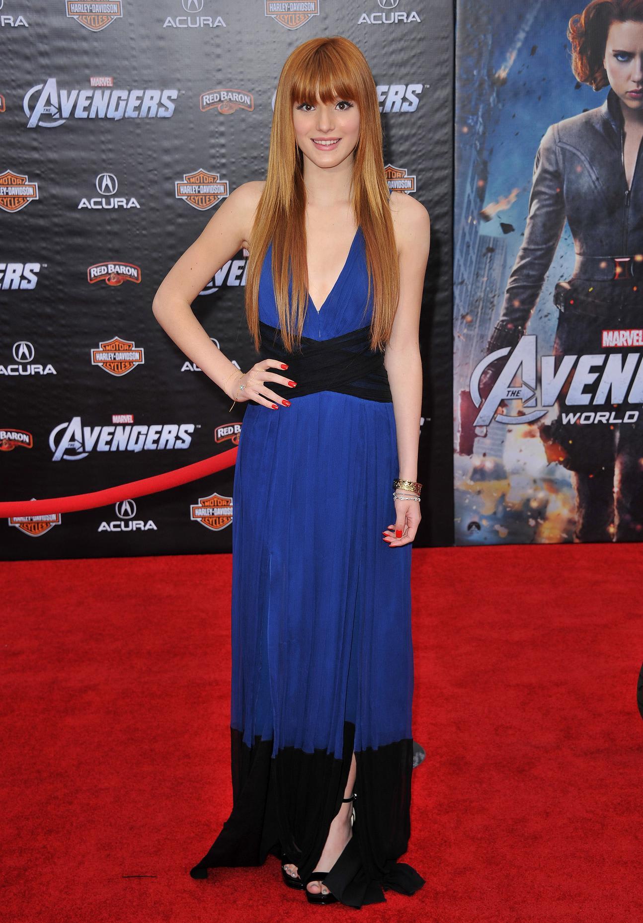 Bella Thorne And Garrett Backstrom Bella Thorne - Marvel'...