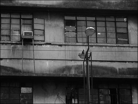 フィリピン住居アパート建物