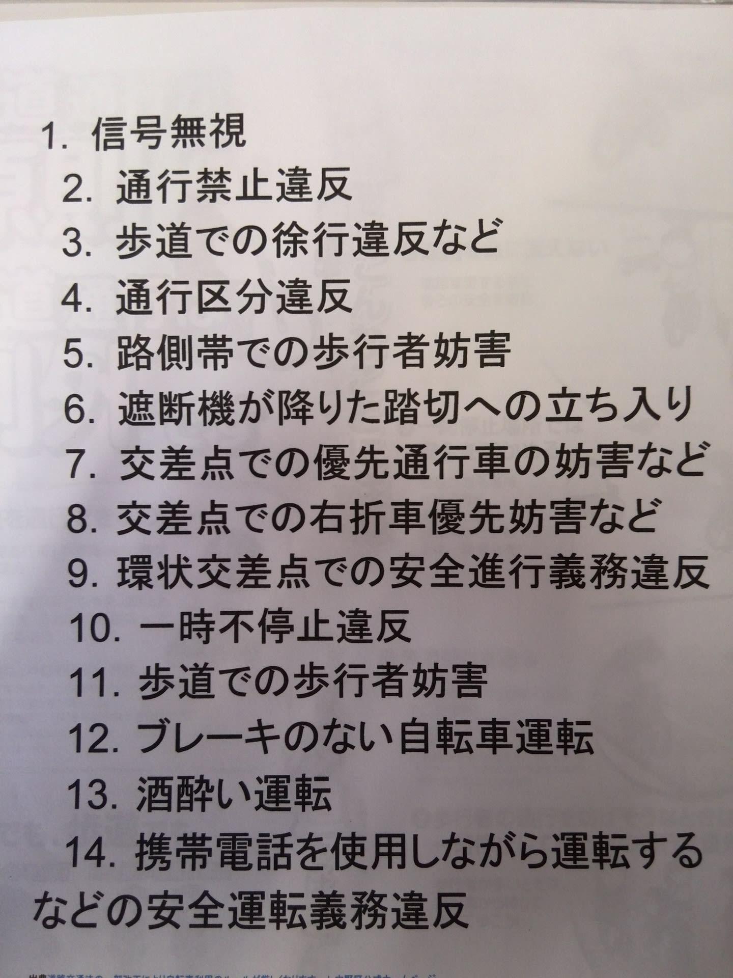 本日2015年6月1日 - 吉崎サイクル ...