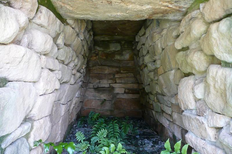 西峠古墳石室
