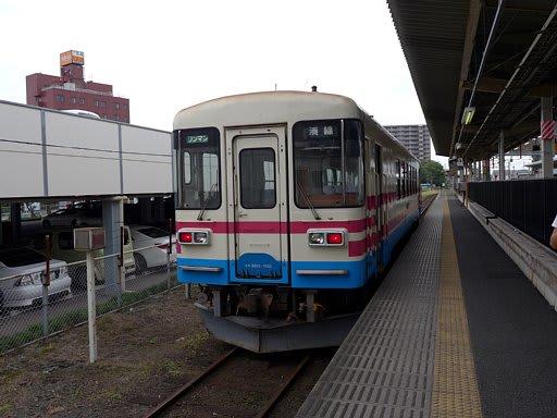 ひたちなか海浜鉄道 阿字ヶ浦 - ...