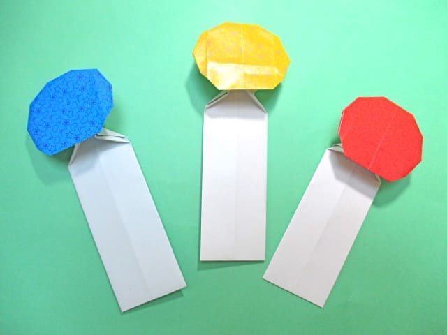 すべての折り紙 折り紙菊の折り方 : 創作折り紙の折り方・・・