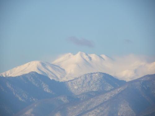 乗鞍岳 2013/1/29
