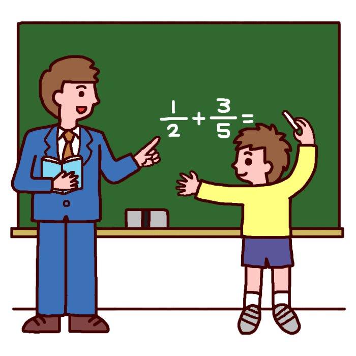 Child Illust : 割り算 計算 : すべての講義