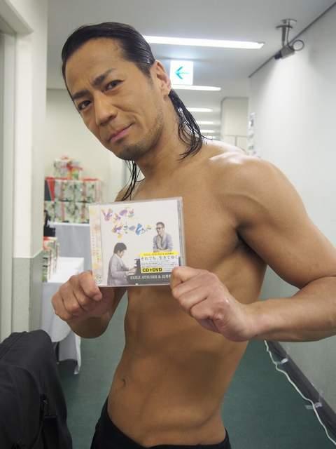 筋肉が綺麗なEXILEのHIRO